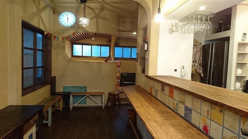 高円寺のカフェ