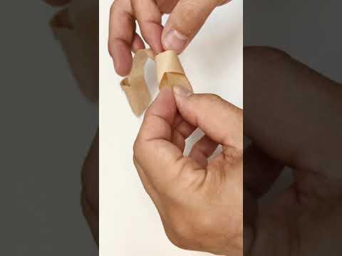 《紙でつくる使い捨て指サック》「《ペパサック》」を2019年12月より発売開始予定