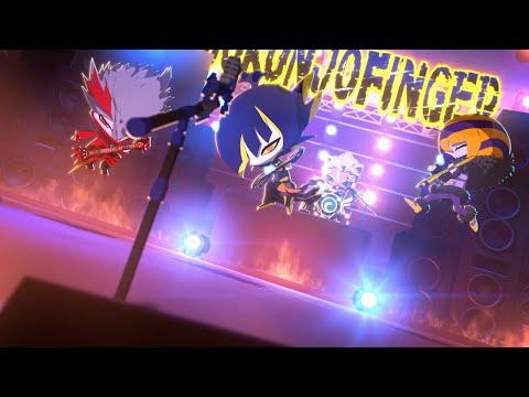 2020年1月スタート「 SHOW BY ROCK!!ましゅまいれっしゅ!! 」第2報!新バンド『DOKONJOFINGER』を発表