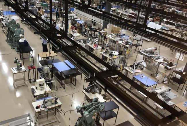 新 工場 セイバン