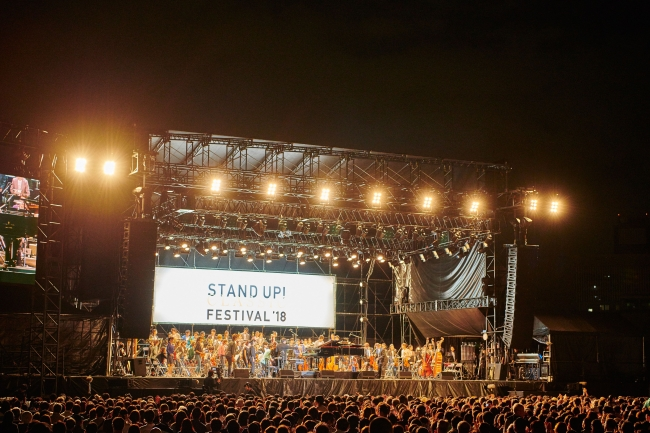 「STAND UP! CLASSIC FESTIVAL 2018」より