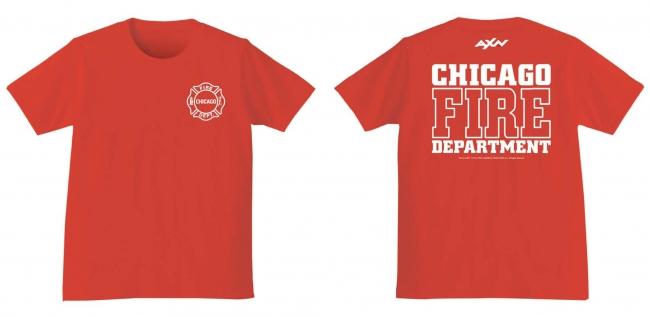 シカゴ・ファイア オリジナルTシャツ