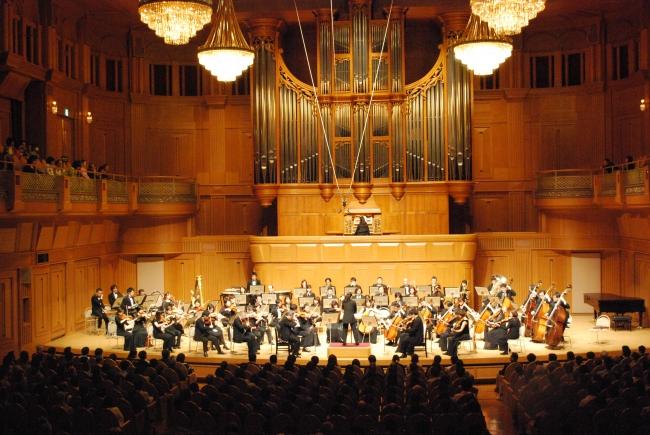 【JAF関西】いずみホールで『音楽日和』を開催