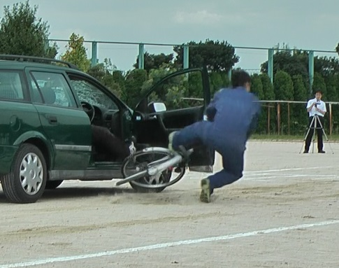... 自転車安全利用講習会」を開催