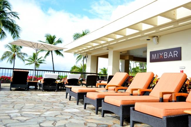 アリイ・ミックス・バー(Ali'i MIX BAR)(C) Hilton Hawaiian Village