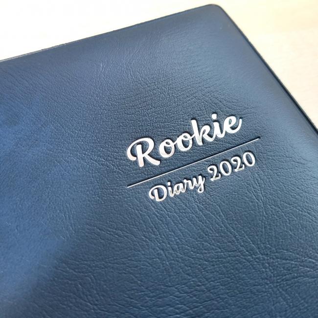 新入社員手帳「Rookie」