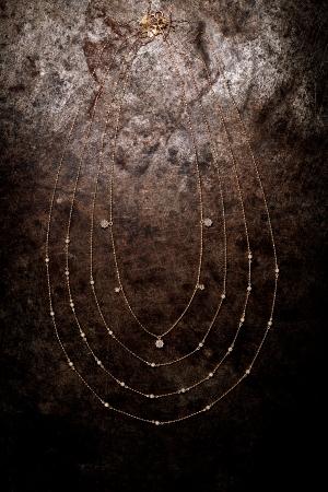 from inside necklace 110,000yen 58,000yen 105,000yen 88,000yen K18 and diamond