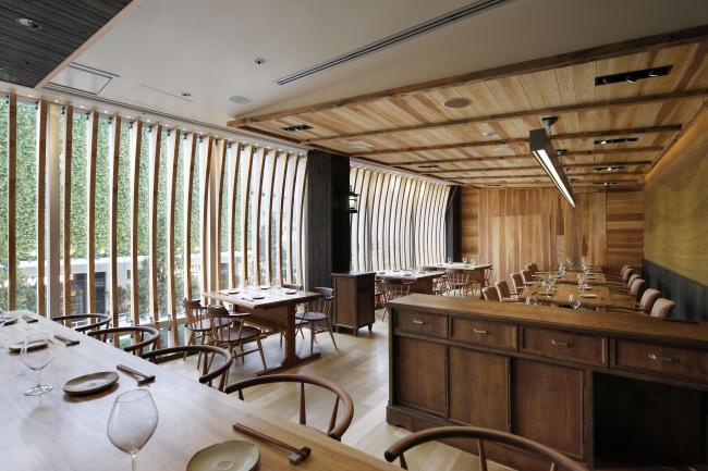 新宿みやざき館KONNE(コンネ)2階レストラン「くわんね」