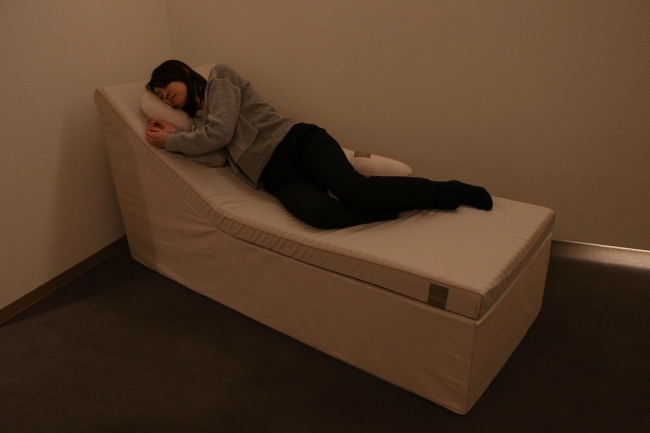 仮眠ルームの一例