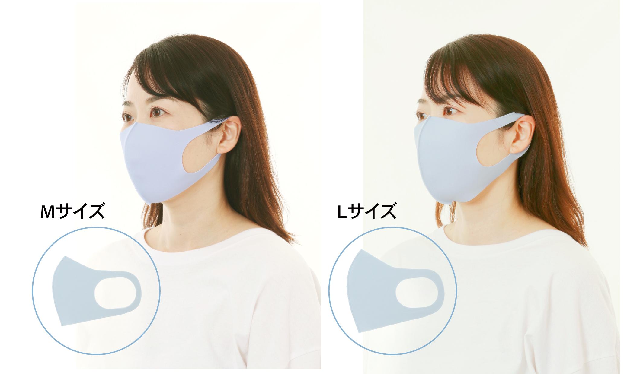 サイズ マスク l