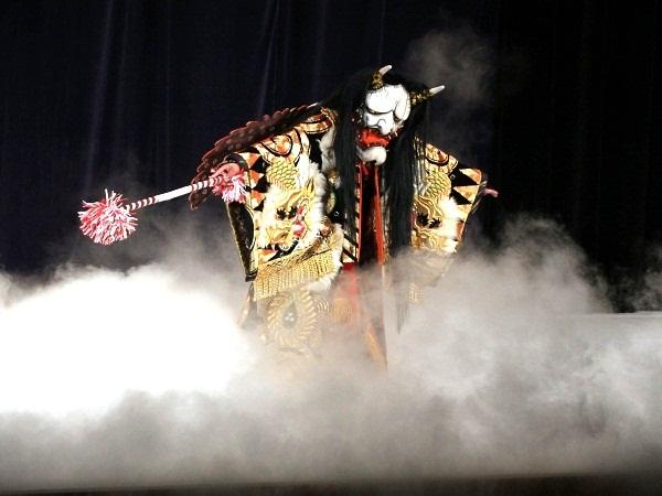 薪能舞台イメージ