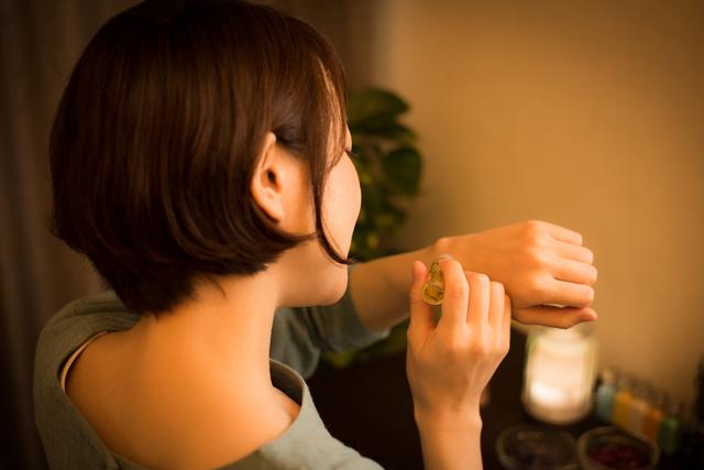 香りを愉しむアロマワークショップ※イメージ