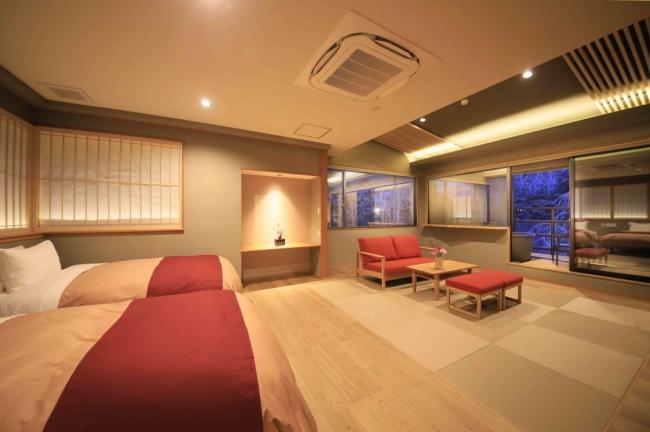 当館に1室のみの特別室