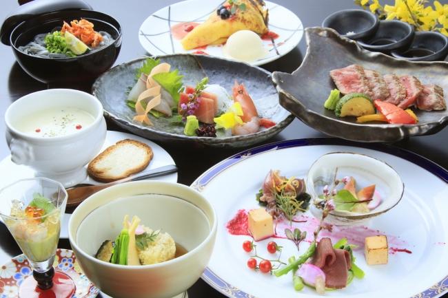 風雅流創作和食会席イメージ