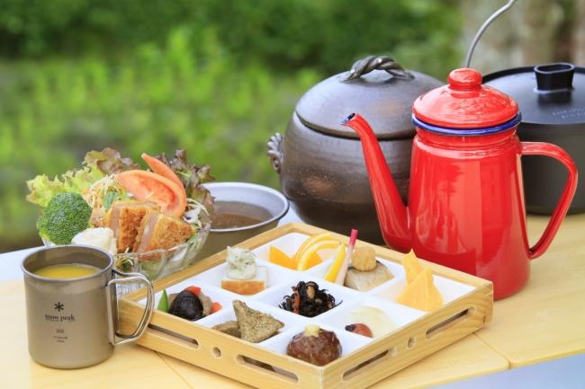 優雅な朝の目覚めは身体に優しい和朝食