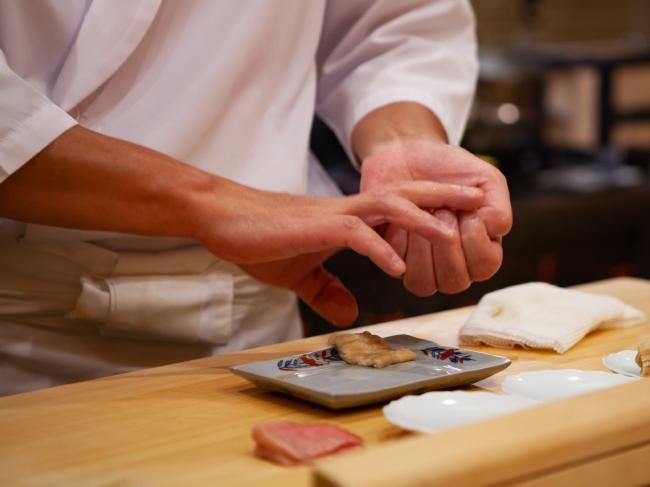 地域体験イベント【海鮮丼づくり】