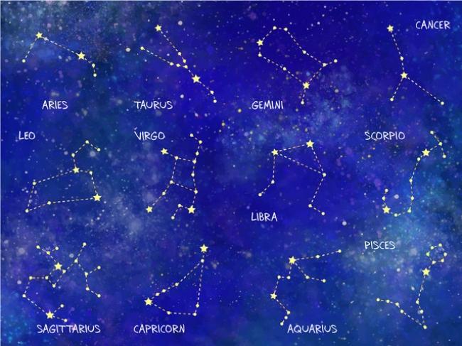 自分の星座を探そう