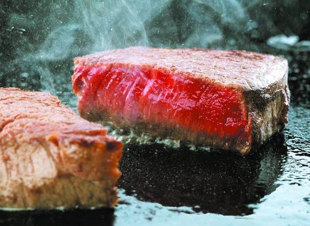 牛肉の傑作と言われる福島牛