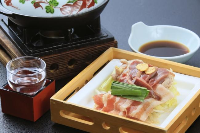 広島名産美酒鍋