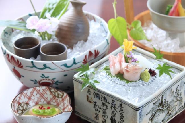天翠茶寮和懐石イメージ