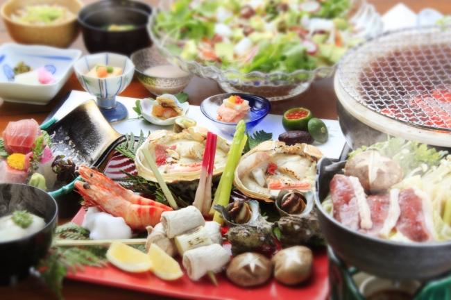 ゆとりろ西伊豆料理イメージ