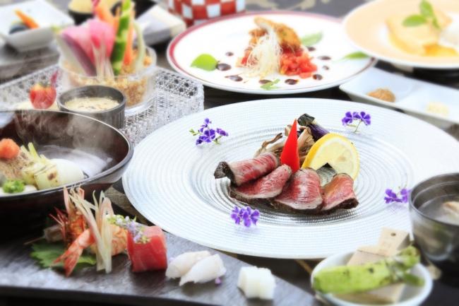 熱海TENSUI料理イメージ