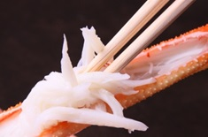 """冬の味覚""""蟹""""をお愉しみ下さい"""