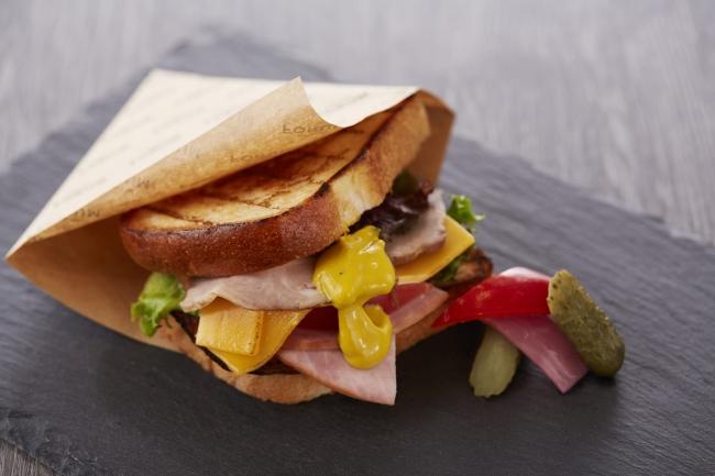 キューバ風サンドイッチ