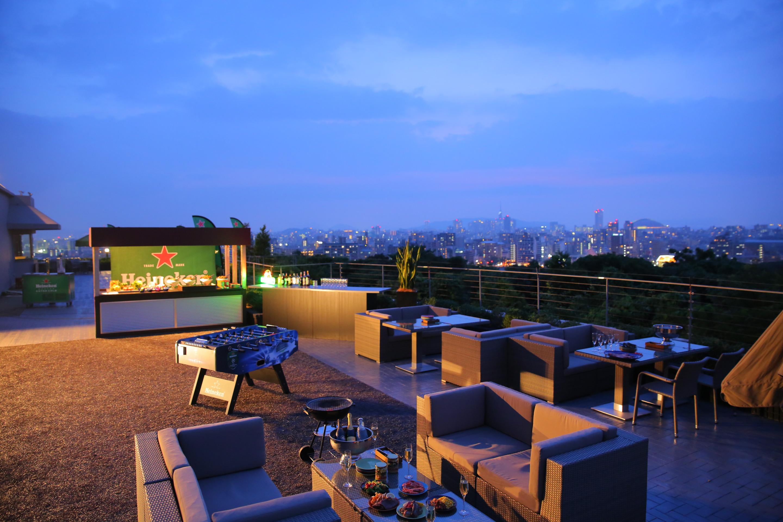 【アゴ―ラ福岡山の上ホテル&スパ】 リニューアル後初となる「ヒルトップ・ビアガーデン」 7月11日(金)オープン