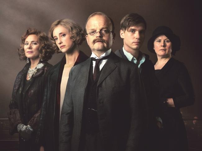 「アガサ・クリスティー 検察側の証人」(C)Agatha Christie Productions