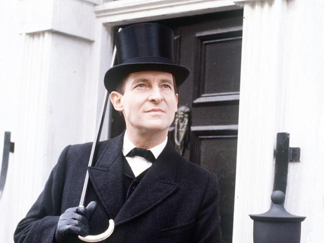 「シャーロック・ホームズの冒険」 (C) ITV PLC