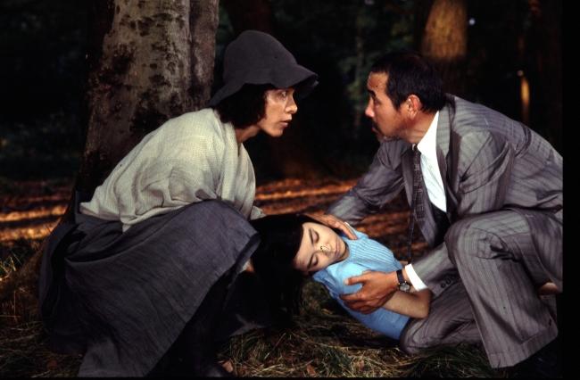 鹿賀丈史版「悪霊島」 ©1981 角川映画