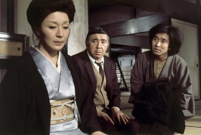 石坂浩二版「悪魔の手毬唄」 ©1977 東宝