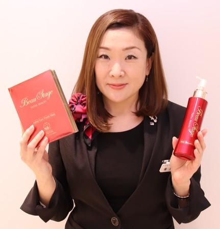 ビューステージ銀座店長 兼 フォンテーヌ銀座チーフ 福井 美和子