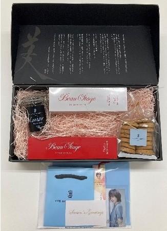 BLINDMAKE(R) 洋菓子&化粧品セット チャリティーBOX