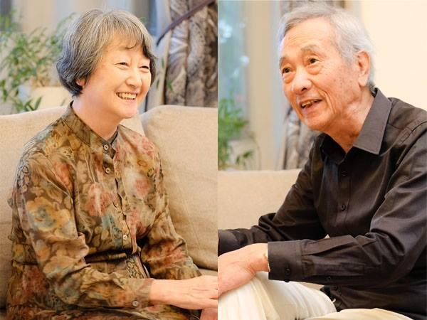 左:金井一薫さん(ナイチンゲール看護研究所 所長) 右:小南吉彦さん(現代社 社主、ナイチンゲール看護研究所 顧問)