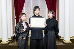 OSAKAもの・ことづくりラボ  コンドームを企画した 「バンタンデザイン研究所」 大阪校の生徒チーム