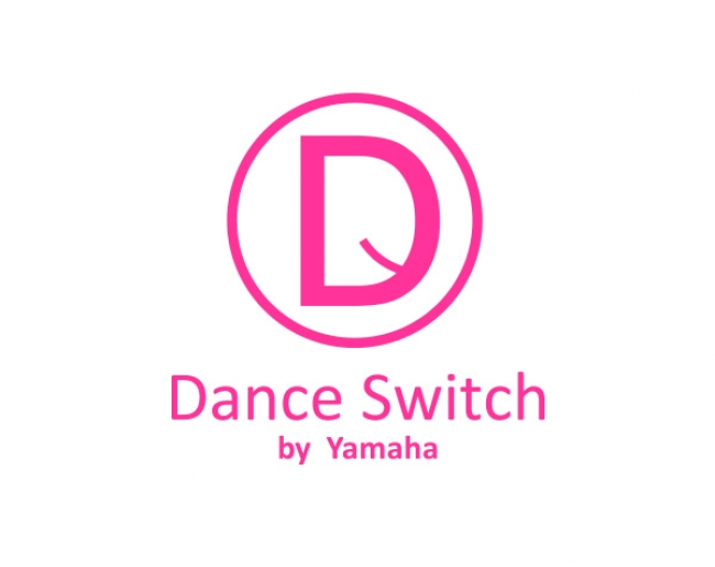 「Dance Switch by Yamaha」 ロゴマーク