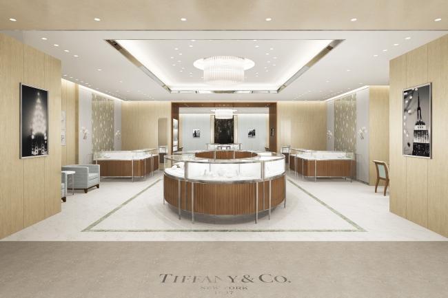 quality design 70c54 d6860 ティファニー博多阪急店」3階に新店舗をオープン|ティファニー ...