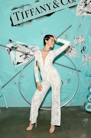 森星 Photo Credit Getty Images for Tiffany & Co.