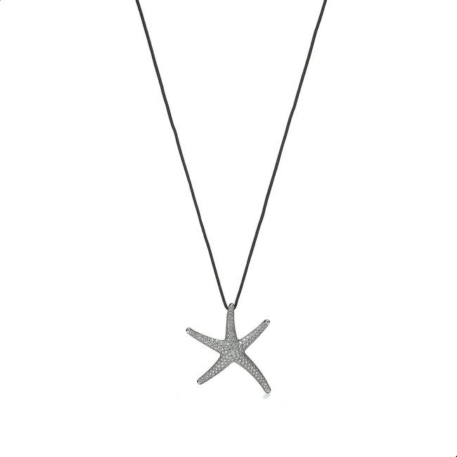 エルサ・ペレッティ(TM) スターフィッシュ ダイヤモンド ペンダント ¥4,070,000-税込 銀座本店で展開