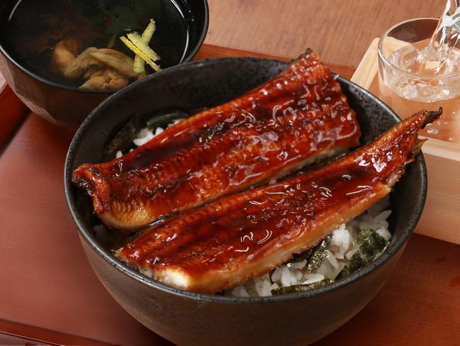 居酒屋「魚民」鹿児島県産 上うな丼(肝吸い付き) 税込1,707円