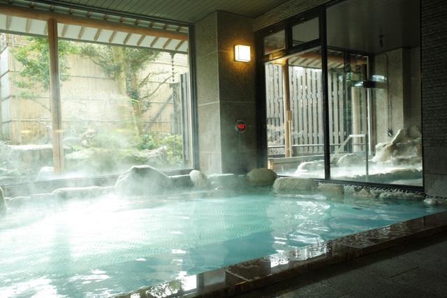 あわづグランドホテル別館 大浴場