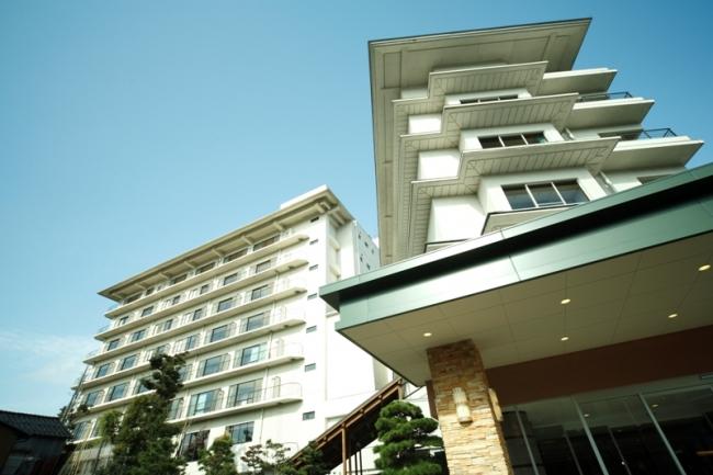 あわづグランドホテル別館 外観