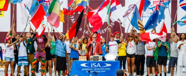REGAIN GROUP、宮崎県宮崎市で開催の「2019 ISA World Surfing Games presented by VANS」に協賛