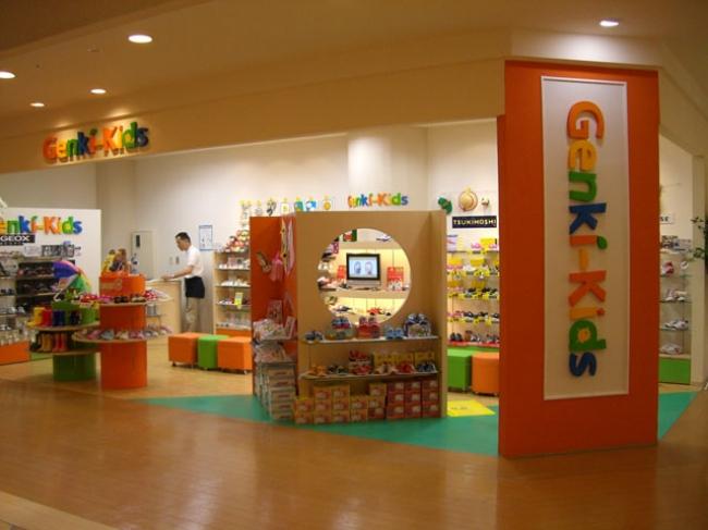 開店当時のゲンキ・キッズ 横浜港北店