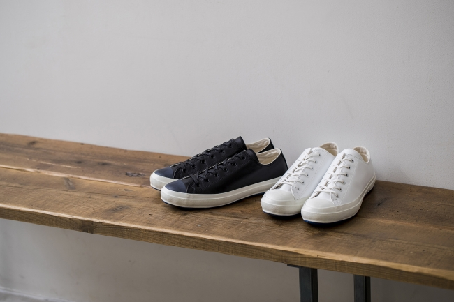 LOWBASKET FG(BLACK, WHITE) ¥19,440(税抜¥18,000) 2018年12月23日発売