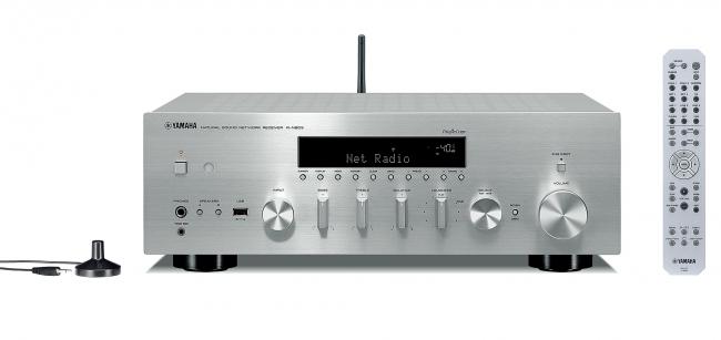 ヤマハ ネットワークレシーバー 『R-N803』 カラー:(S)シルバー 本体価格110,000円(税抜)