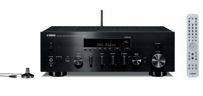 ヤマハ ネットワークレシーバー 『R-N803』 カラー:(B)ブラック 本体価格110,000円(税抜)