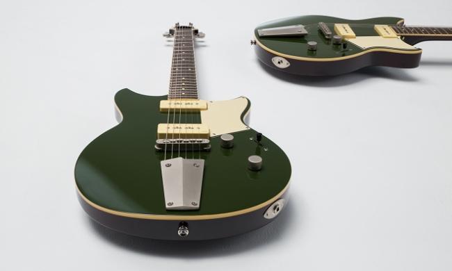 エレキギター「REVSTAR」